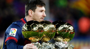Lionel Messi. Foto: istimewa