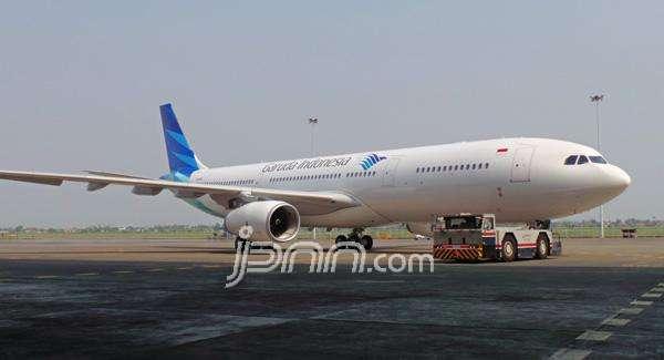 Pesawat Garuda Indonesia. Foto: Dokumen JPNN.com