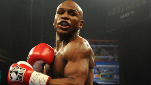 Floyd Mayweather Jr . Foto: AFP Photo