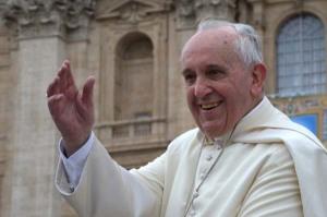 Paus Fransiskus. Foto: AFP