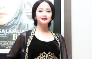 Laudya Cynthia Bella. Foto: Wahyudin/Jawa Pos