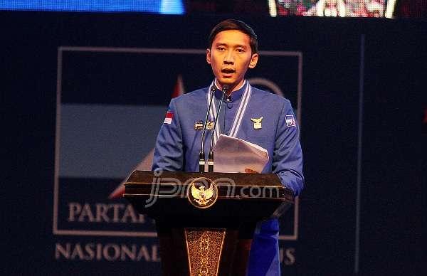 Edhie Baskoro Yudhoyono, partai demokrat
