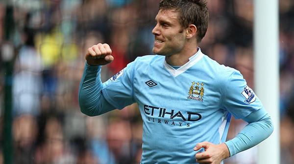 James Milner ingin Manchester City Revans Barca. Foto MCFC