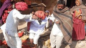 Deepak Singh bangun sesaat sebelum jasadnya dibakar