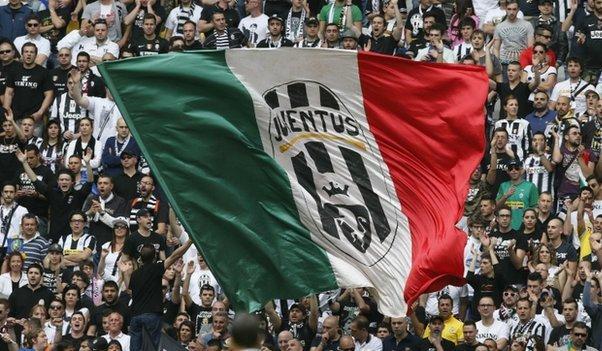 Suporter Juventus