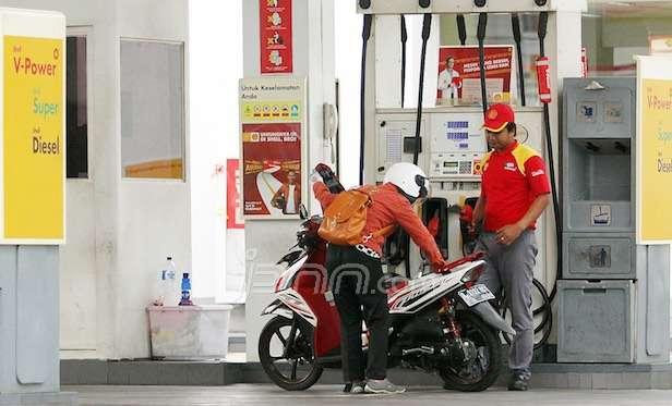 SPBU Asing Tunggu Keputusan Pemerintah. Foto JPNN.com