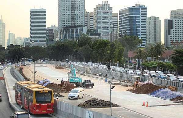 Proyek MRT Macet, Ahok Ultimatum Warga Pemilik Tanah. Foto: Dokumen Jawa Pos/JPNN.com
