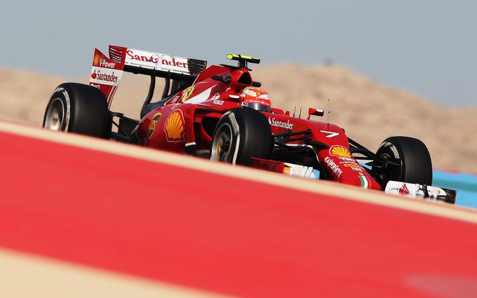 Ferrari. FOTO: AFP