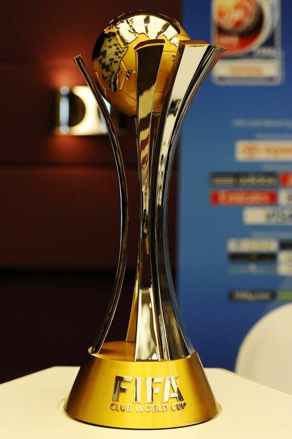 Trofi FIFA Club World Cup.