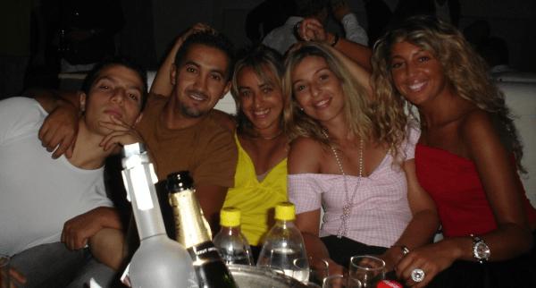 Wanita penghibur malam asal Maroko