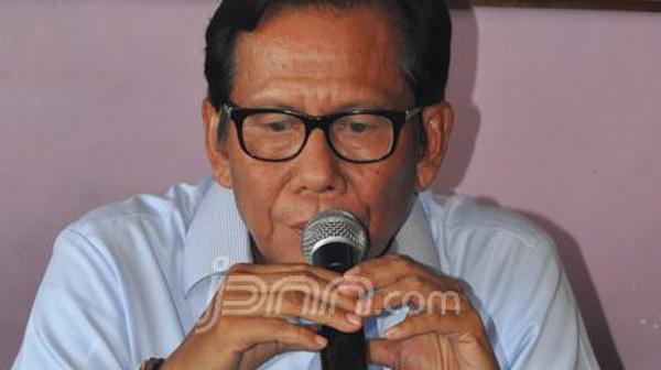 Wakil Ketua Dewan Pakar Ikatan Cendikiawan Muslim Indonesia (ICMI), M Jafar Hafsah. Foto JPNN.com
