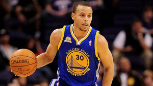 Stephen Curry. Foto: AFP