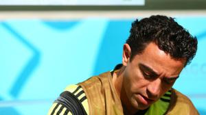 Xavi Hernandez.