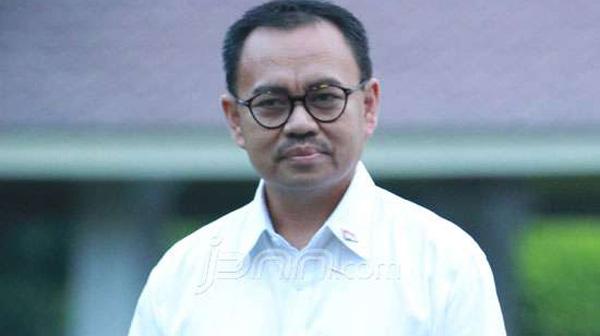 Menteri ESDM, Sudirman Said