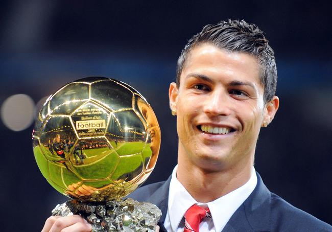 Cristiano Ronaldo. Foto: getty images