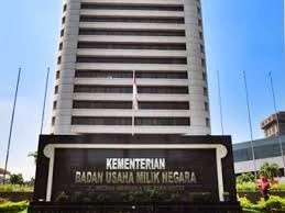Gedung Kementrian BUMN