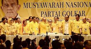 Pengurus DPP Partai Golkar versi Munas Bali. JPNN/pojoksatu.id