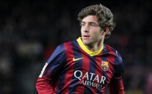 Sergi Roberto. Foto: Sky Sports