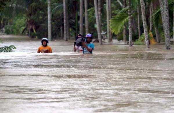 Banjir melanda Aceh
