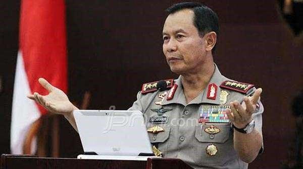 Jenderal Sutarman