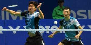 Lee Yong Dae (kiri) dan Yoo Yeon Seong. Foto: istimewa