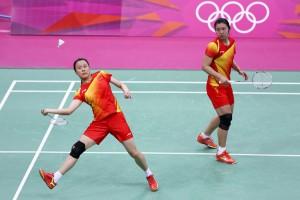 Zhao Yunlei (kiri) dan Tian Qing. Foto: istimewa