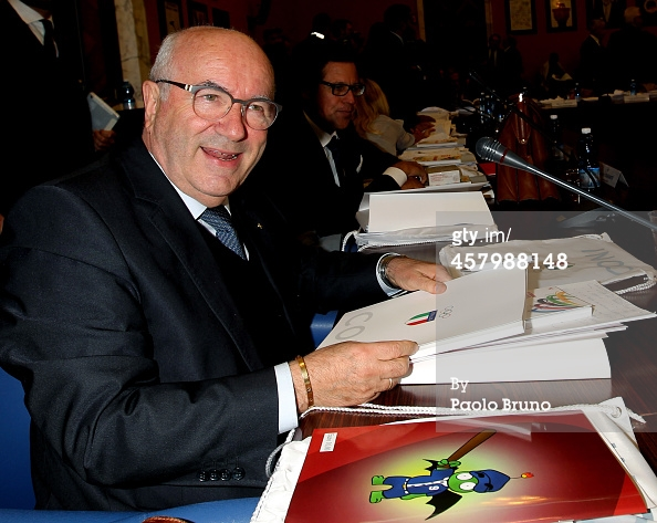 Carlo Tavecchio. Foto getty.emages