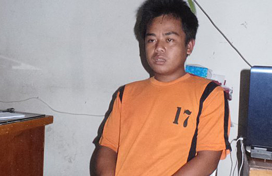 Emon, predator seks asal Sukabumi