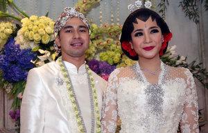 Raffi Ahamd dan Nagita Slavina.