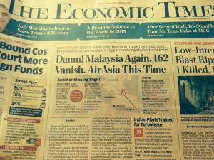 Media India mengkritik Malaysia