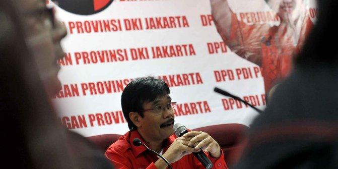 Wagub Djarot, Kongres PDIP, Bali