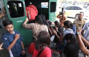 Korban trafficking dipulangkan