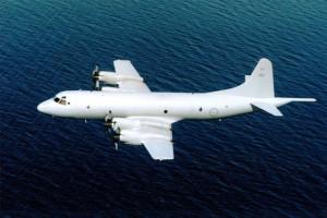 Pesawat Orion milik Australia