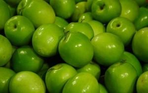 Apel jenis Granny Smith. Foto: Int