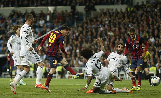 el clasico, lonel messi, la liga, real madrid vs barcelona