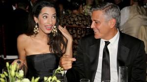 George Clooney dan Amal Alamuddin