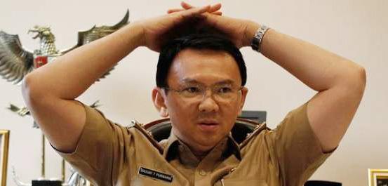 Gubernur DKI Jakarta Basuki Tjahtja Purnama (Ahok)