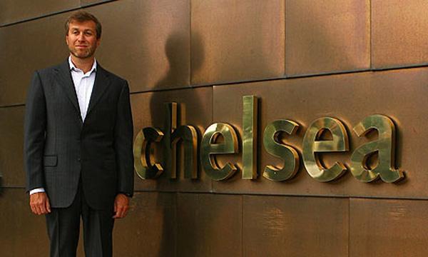 Roman Abramovich - Bos Chelsea