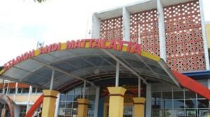Stadion Andi Mattalatta yang sebelumnya dinamakan Stadion Mattoanging, markas PSM Makassar. foto:dok/jpnn.