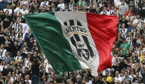 Fans Juventus.