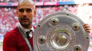 Kunci Sukses Guardiola Latih Bayern Muenchen. Foto AFP