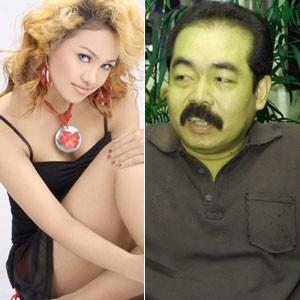 Pedangdut Titin yang mengaku dihamili suami Inul Daratista, Adam Suseno.
