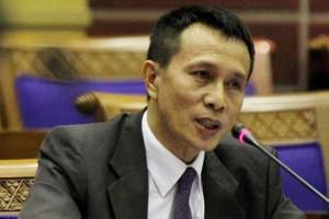 Ketua KY,  Suparman Marzuki