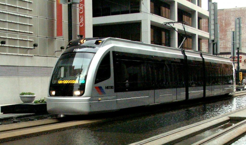 Light Rail Transit (kereta api ringan)