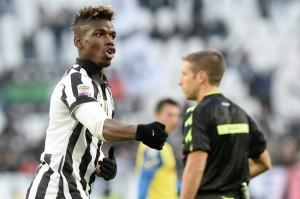 Gelandang Juventus, Paul Pogba. foto:int.