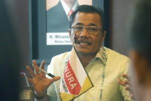 Anggota Komisi III DPR dari Fraksi Hanura, Syarifudin Sudding.