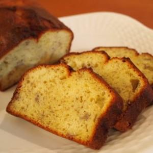 Banana cake. Foto: Istimewa