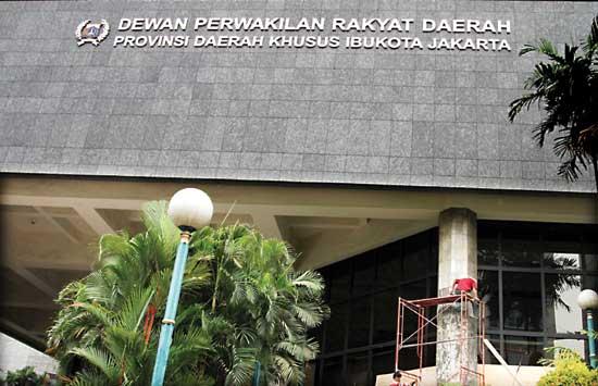 Kantor DPRD DKI Jakarta