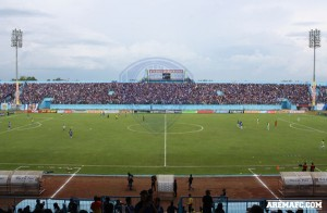 Stadion Kanjuruhan.