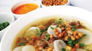Mengolah Lobak Untuk Aneka Sup. Soto Lobak